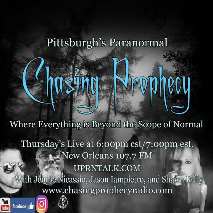 Pittsburgh Paranormal Chasing Prophecy Discuss The Mars Landing Ancient Aliens And Moon Bases