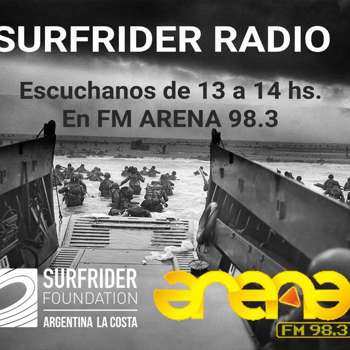 Surfrider Radio Programa 1 del 6to ciclo (8 de Marzo)