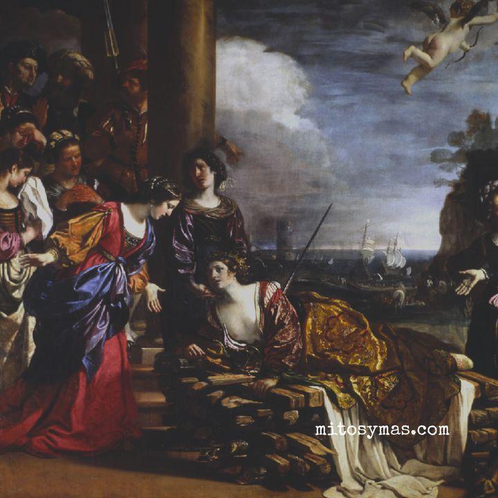 Dido y Eneas, amor, guerra y mitología.