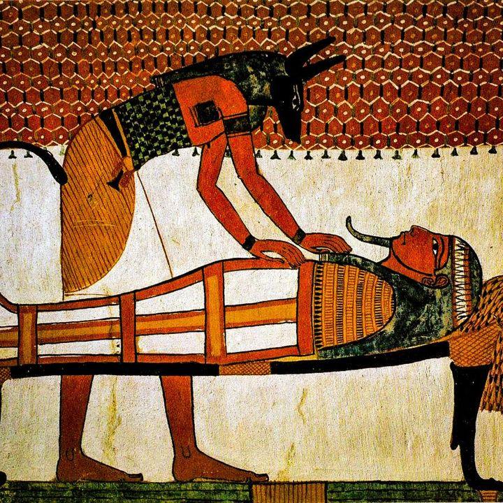 La mummificazione, dalle origini ai faraoni