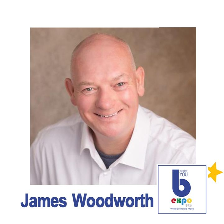 James Woodworth at The Best You EXPO