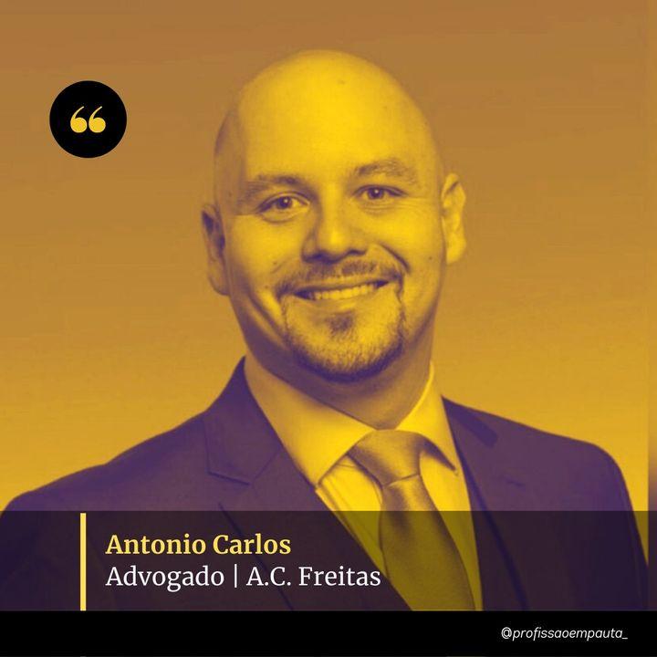 Advogado em Pauta - Antonio Carlos | A.C. Freitas