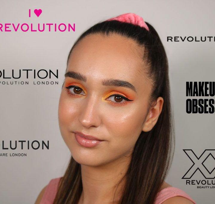 MakeUp Revolution: la mia recensione sul brand 💄