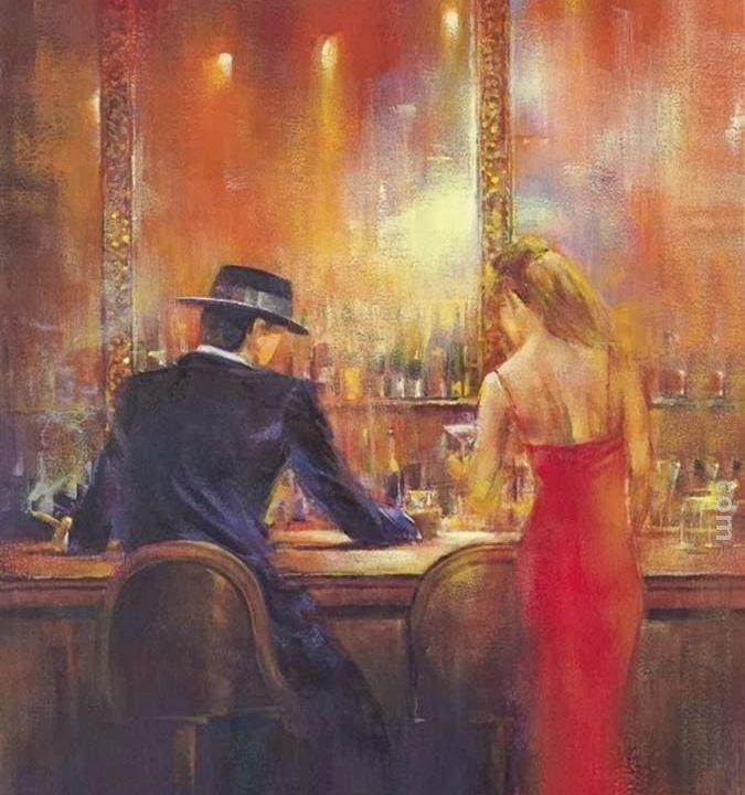 Episode 1: a Blonde Walks into a Bar