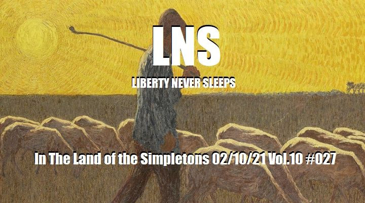 In The Land of the Simpletons 02/10/21 Vol.10 #027