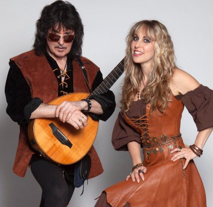 Candice Night From Blacksmore's Night Releases Nature's Light