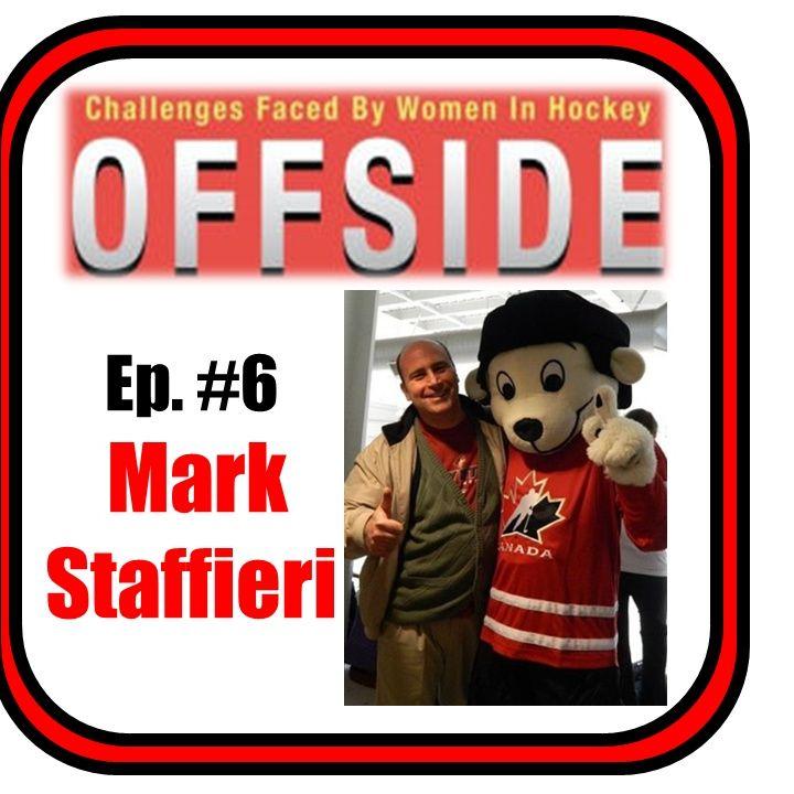 Offside #6 - Mark Staffieri