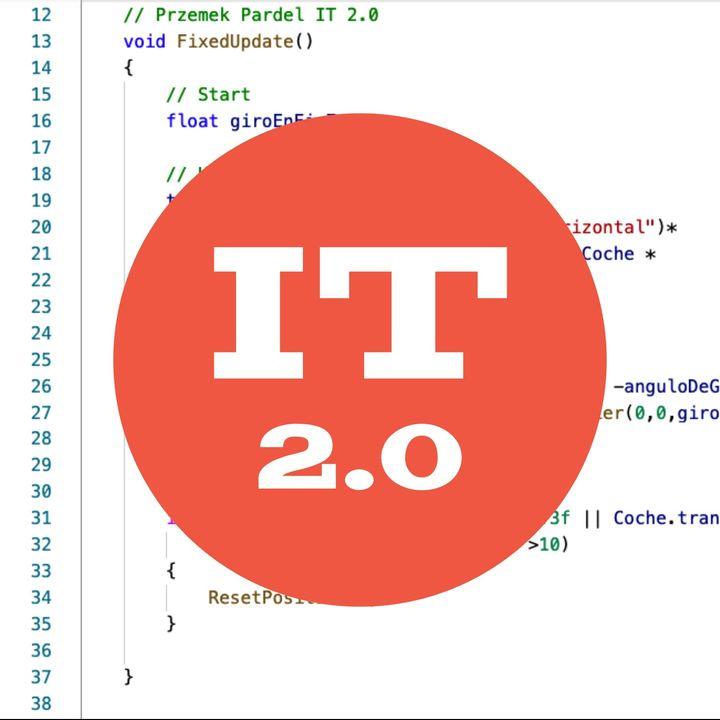 IT 2.0: Programowanie   Aplikacje   Technologie   Pasjonaci