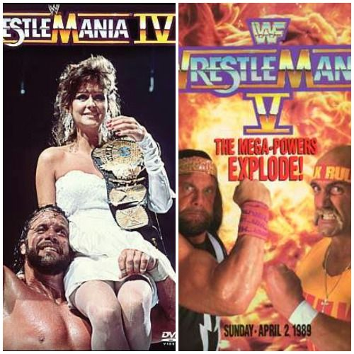 The Mania of WrestleMania 4 and 5