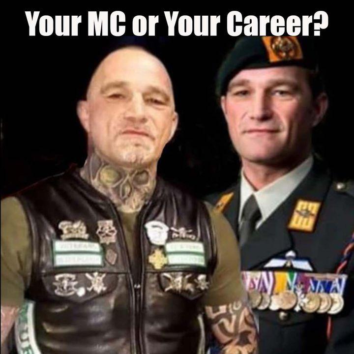 Netherlands War Hero Given Choice Between MC or Military Job