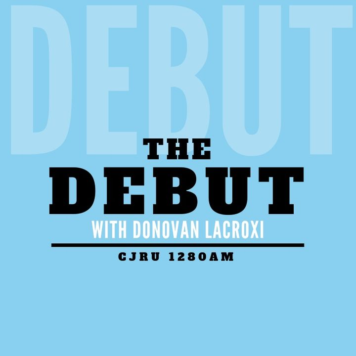 The Debut: with Donovan Lacroxi