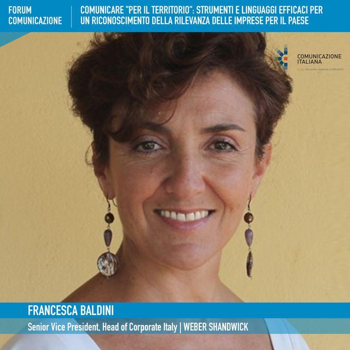 Forum Comunicazione 2021, 1°giornata | Digital Talk | Comunicare per il Territorio | Weber Shandwick