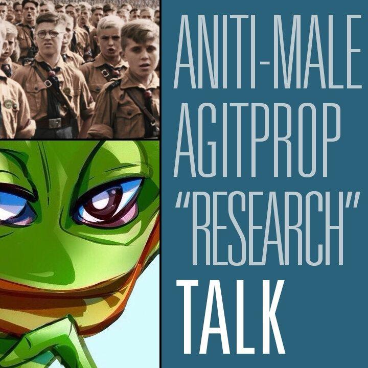 Anti-male propaganda disguised as research   HBR Talk 196