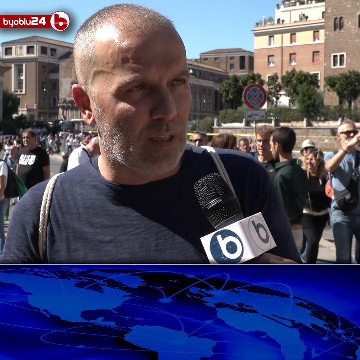 Deceduti sulla coscienza del governo - Pasquale Mario Bacco, Roma 5/09 #NonToccateIBambini