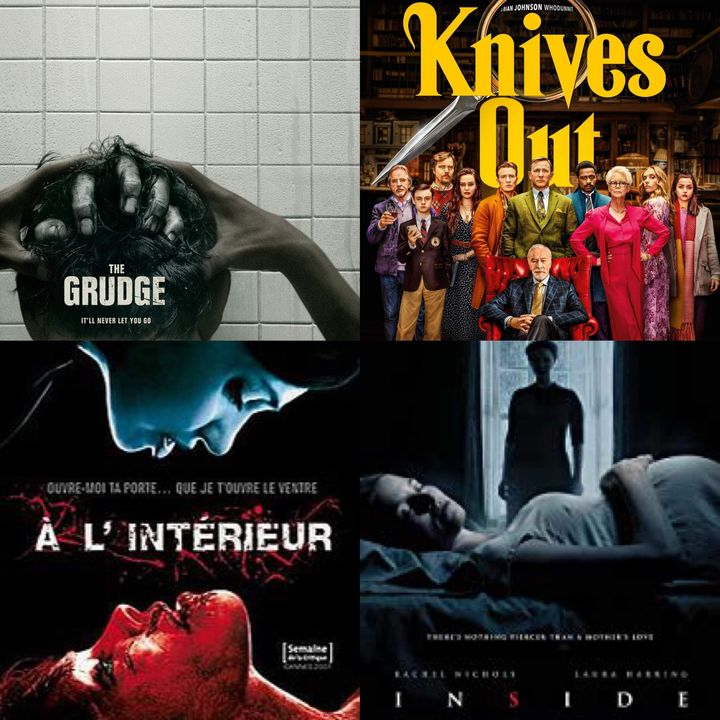"""Knives Out, The Grudge, And a Remake Showdown of """"INSIDE"""" (French vs English)"""