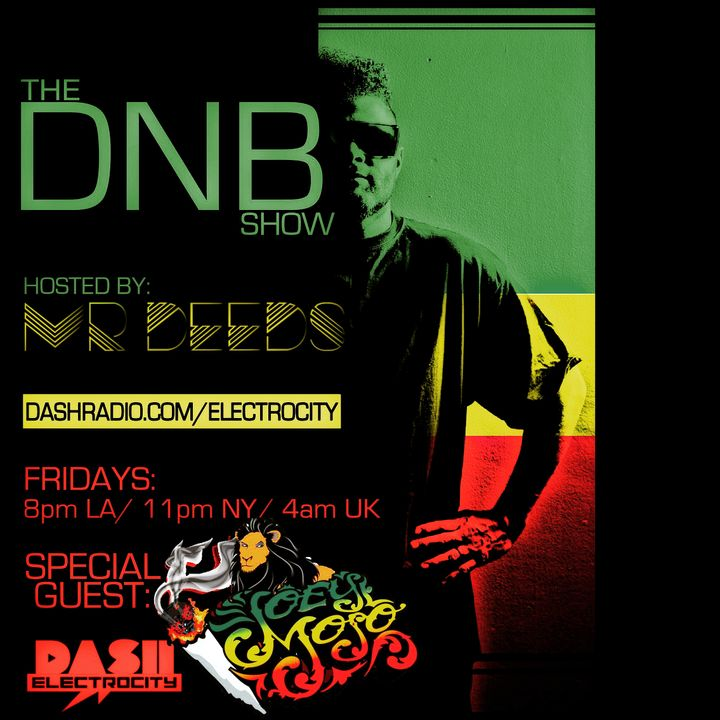 the DNB show S02E02 (special guest Joey Mojo)