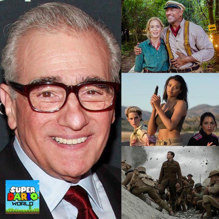 SDW Ep. 125: Bad Trailers & Martin Scorsese