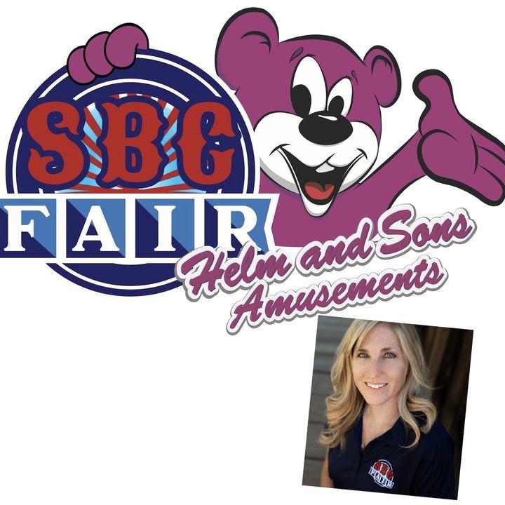 Countyfairgrounds pre-fair interview San Bernardino County Fair