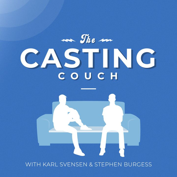 CASTING COUCH PODCAST EP 4 - RETIRED STARS & RE-TYRED CARS