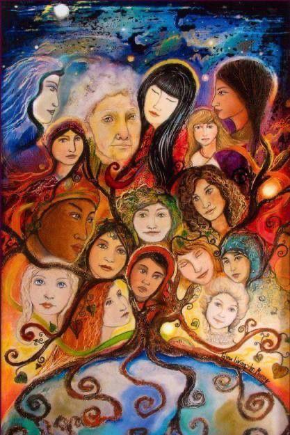 Integración meditativa con los ancestros