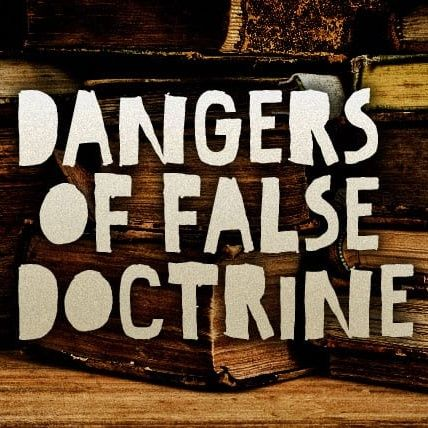 Questions About False Doctrines