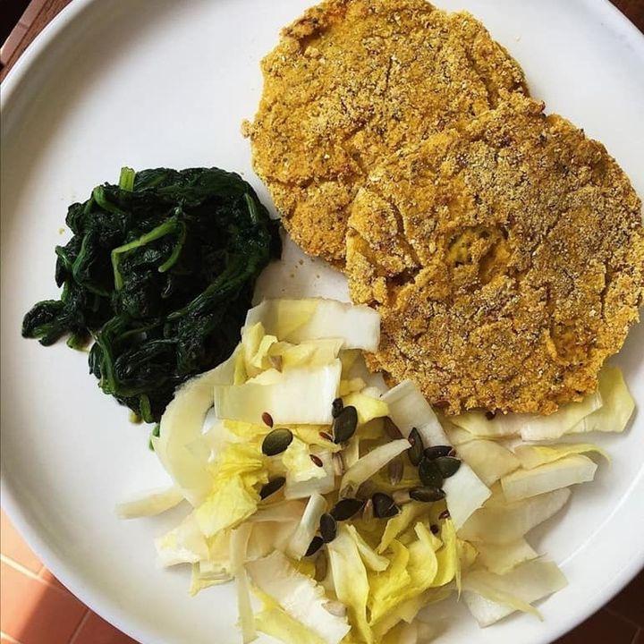 Ricettario Fa Bene - Sostenibilità e ricetta burger lupini