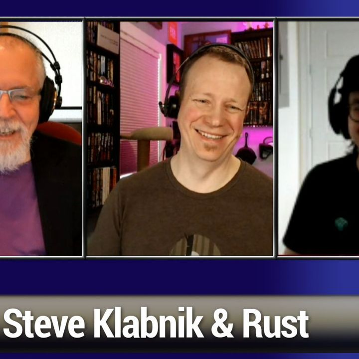 FLOSS Weekly 618: Rust - Steve Klabnik & Rust