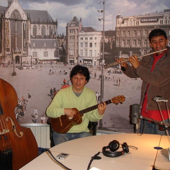 Voces - Guafa Trio: Música tradicional colombiana (Programa Voces, 2011, en Radio Nederland)