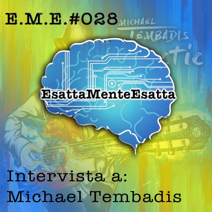 P.28 intervista a Michael Tembadis