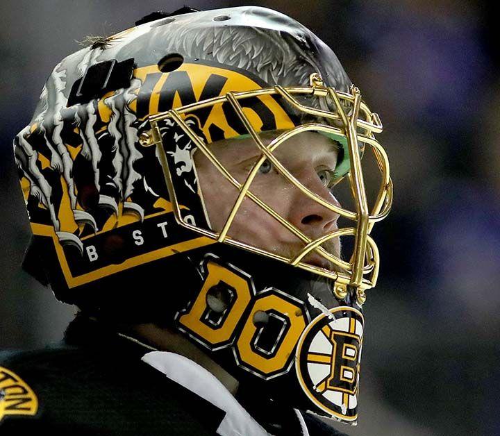 Anton Khudobin Has Been Dependable For Bruins