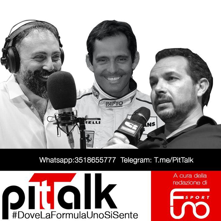 Pit Talk - F1 - In Ungheria con tensione Verstappen Hamilton e le speranze Ferrari