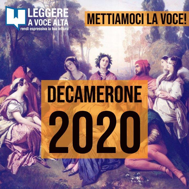 115 - Decamerone 2020 - letture dalla quarantena