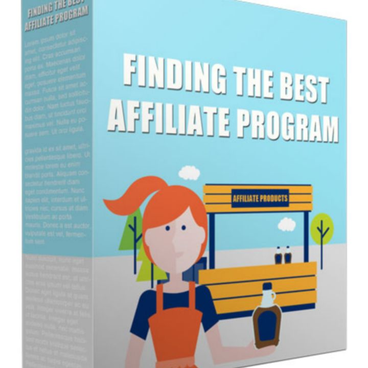 Finding The Best Affiliate Programs