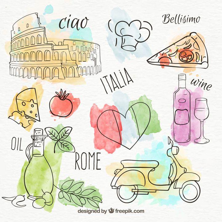 Episode 12 - Alcuni modi di dire italiani.