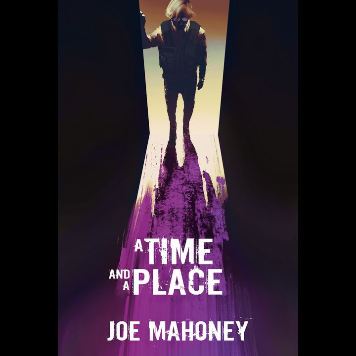"""Joe Mahoney Visits The Coffee Shop to Discuss """"A Time and A Place"""""""