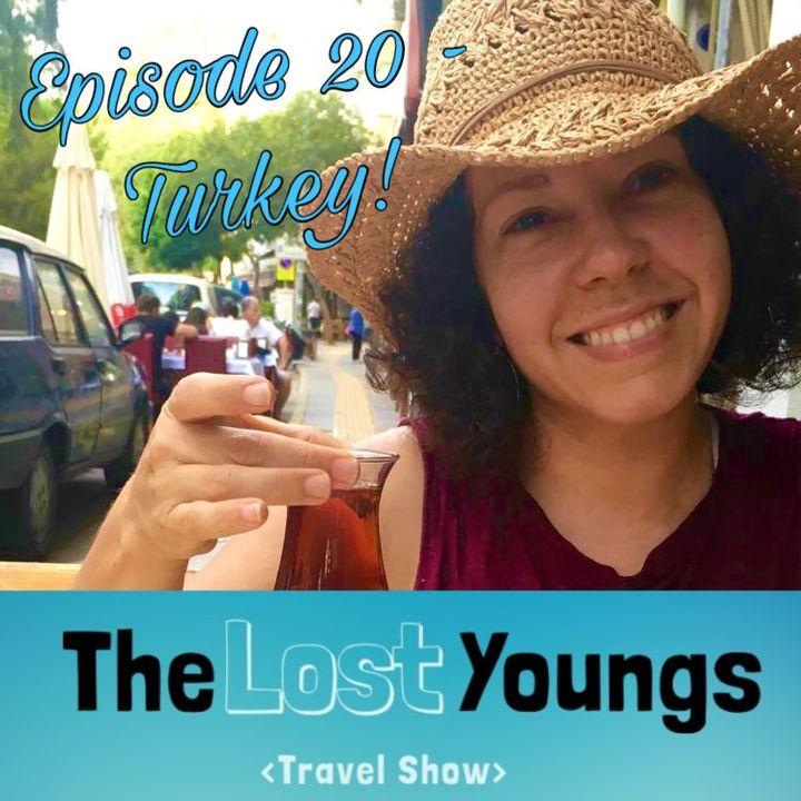 #20 - The One About Turkey (w/ Sarah Girelli)