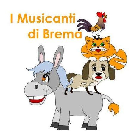 I Musicanti di Brema - Fratelli Grimm
