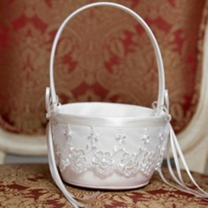 Get Amazingly Stylish Wedding Baskets