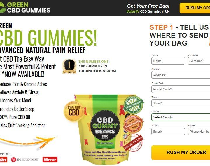 How Vegan CBD Gummies UK Work?