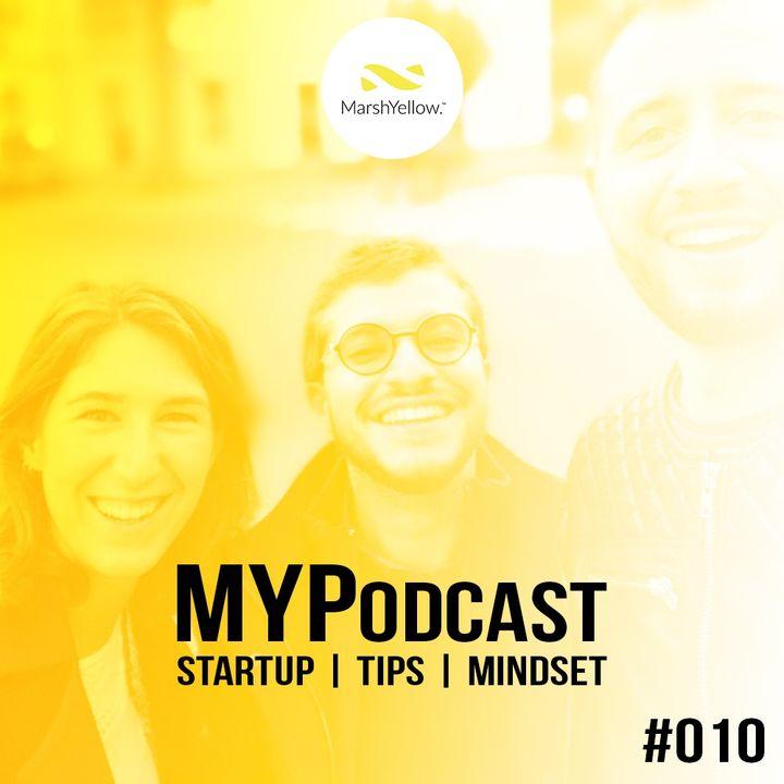E10 Come creare la storia della tua startup: La Soap Opera Sequence | Sara Antonioli