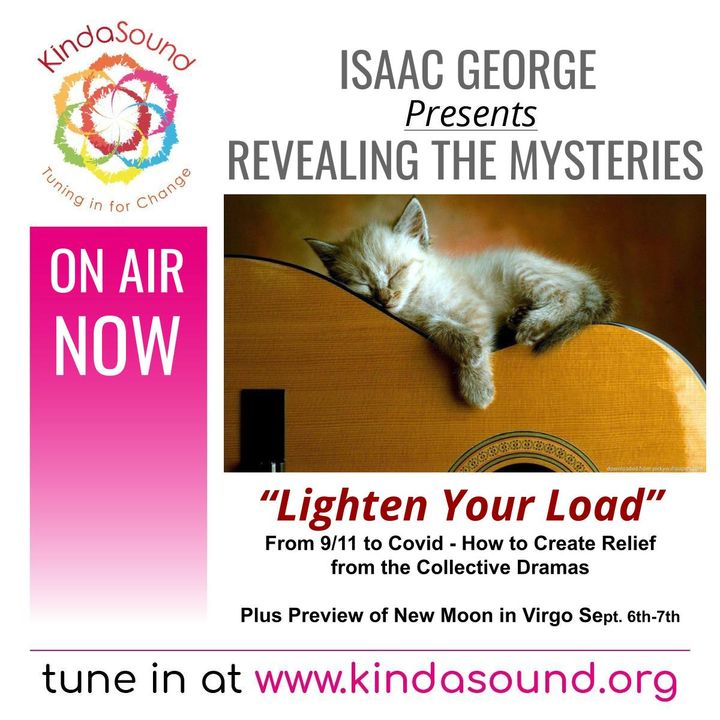 Lighten Your Load | Revealing the Mysteries with Isaac George