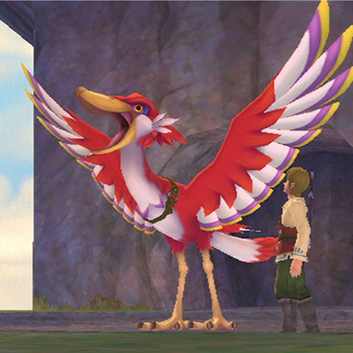 Episode 14: The Legend of Zelda: Skyward Sword