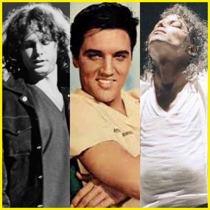 #7 Le morti simulate dei tre re della musica