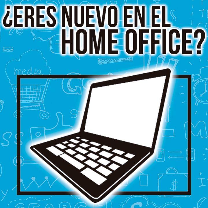 Podcast: Consejos para un HOME OFFICE productivo