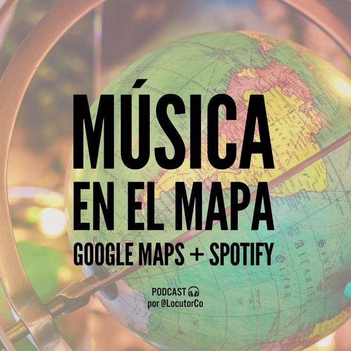 Música en el mapa: Google Maps se integrará con Spotify y más