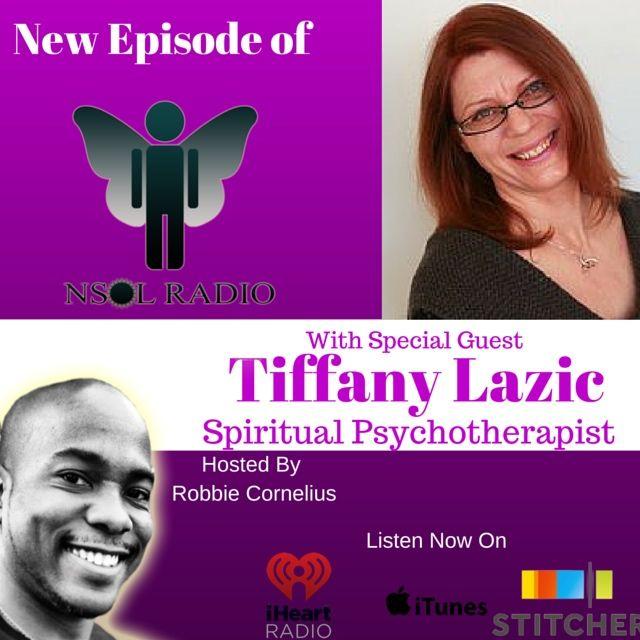 Tiffany Lazic: Earth-Based Spirituality