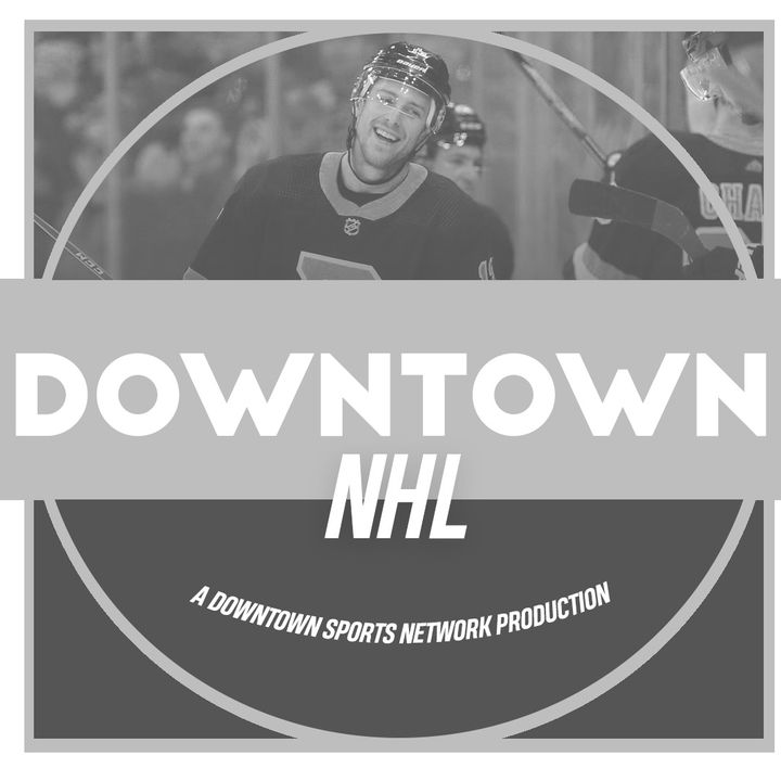 Ep.5: Breaking Down 1st Week of NHL Playoffs + Tuukka Rask Opts Out?!?