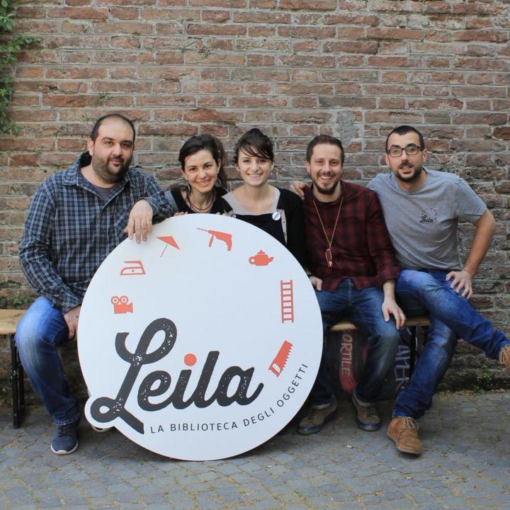 Ep. 34 - Leila Bologna: la biblioteca delle cose