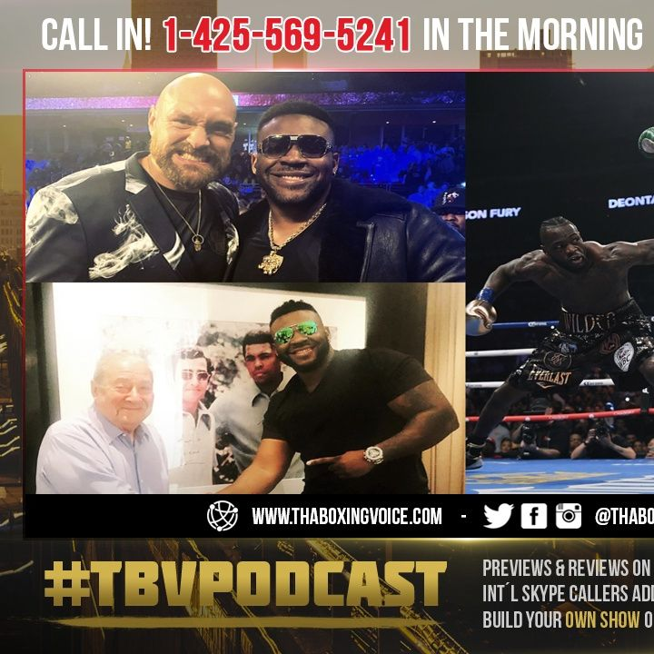 """☎️Deontay Wilder vs Tyson Fury II🔥Can See The Return Of """"Big Baby"""" Jarrell Miller🤔❗️"""