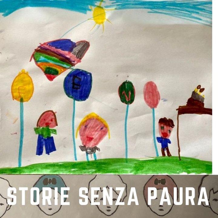 91. Nina nel verde di Elisa Giordano, Zeno&Nina